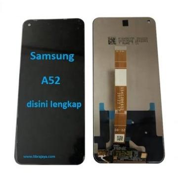 Jual Lcd Samsung A52