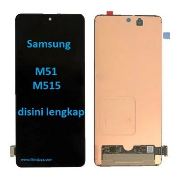 Jual Lcd Samsung M51