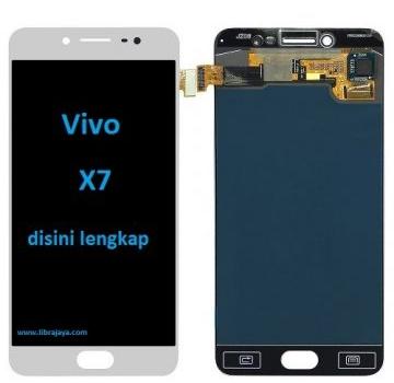 Jual Lcd Vivo X7 murah