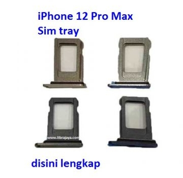 Jual Sim tray iPhone 12 Pro