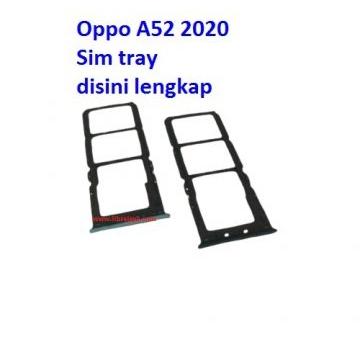 Jual Sim tray Oppo A52 2020