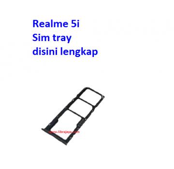 Jual Sim tray Realme 5i