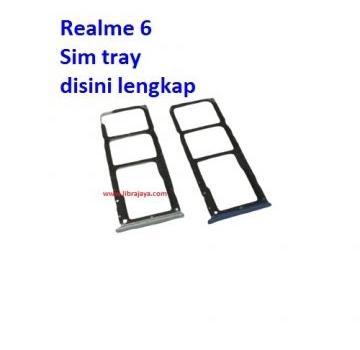 Jual Sim tray Realme 6