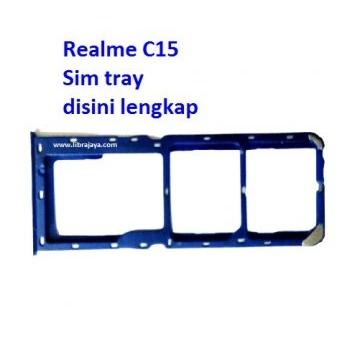 Jual Sim tray Realme C15