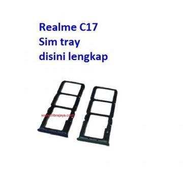 Jual Sim tray Realme C17