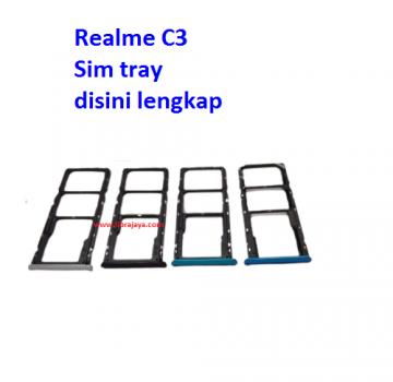 Jual Sim tray Realme C3