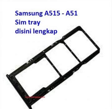 Jual Sim tray Samsung A51