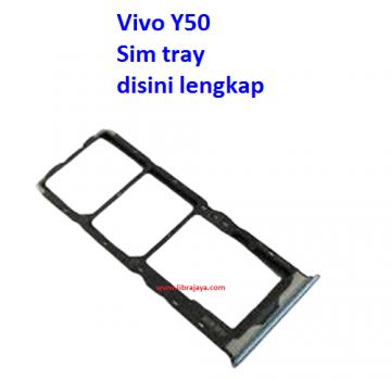 Jual Sim tray Vivo Y50