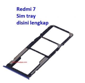 Jual Sim tray Redmi 7
