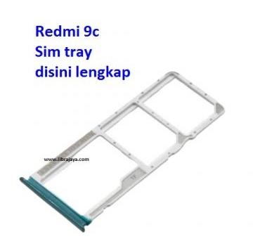 Jual Sim tray Redmi 9c