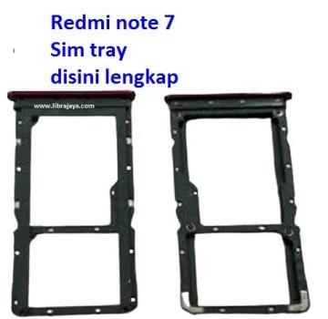 Jual Sim tray Redmi Note 7