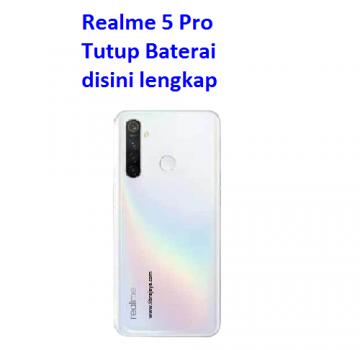 Jual Tutup baterai Realme 5 Pro
