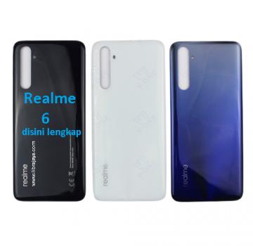 Jual Tutup baterai Realme 6