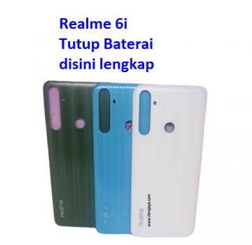Jual Tutup baterai Realme 6i