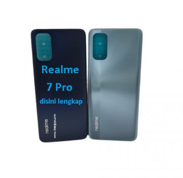 Jual Tutup baterai Realme 7 Pro