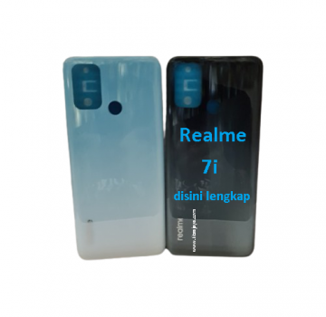 Jual Tutup baterai Realme 7i