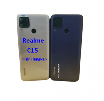 Jual Tutup baterai Realme C15