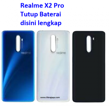 Jual Tutup baterai Realme X2 Pro