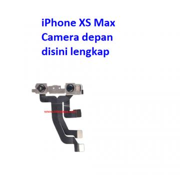 camera-depan-iphone-xs-max