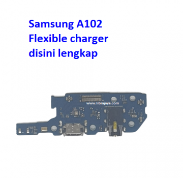 Jual Flexible charger Samsung A102