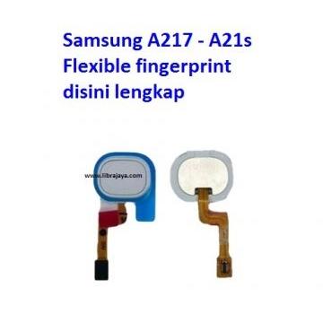 Jual Flexible fingerprint Samsung A21s