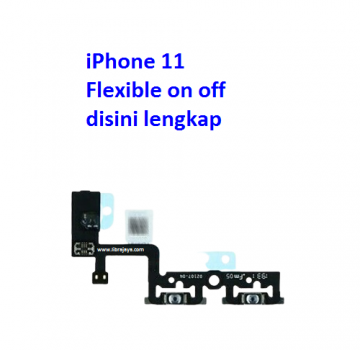 Jual Flexible on off iPhone 11