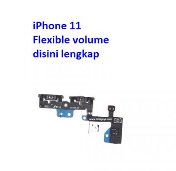Jual Flexible volume iPhone 11