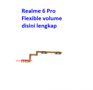 Jual Flexible volume Realme 6 Pro