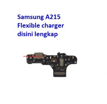 Jual Flexible charger Samsung A215