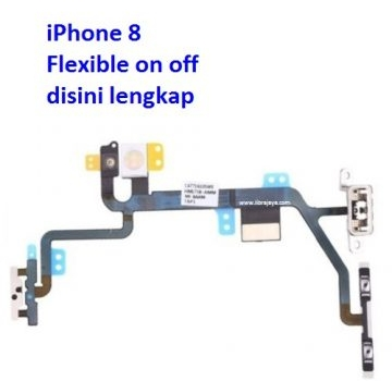 Jual Flexible on off iPhone 8