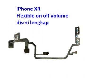 Jual Flexible on off iPhone XR