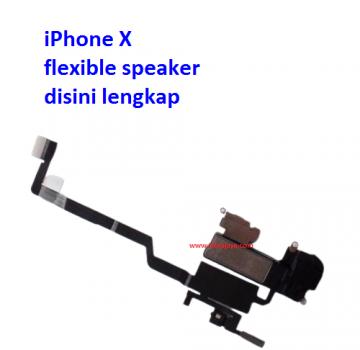 Jual Flexible speaker iPhone X