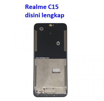 Jual Frame lcd Realme C15