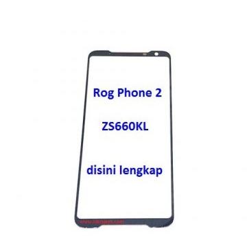 Jual Kaca lcd Asus Rog phone 2