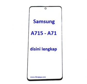 Jual Kaca lcd Samsung A715