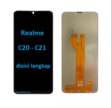 Jual Lcd Realme C20