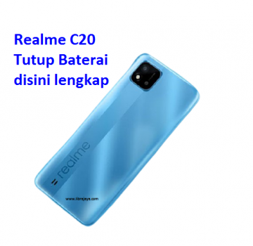 Jual Tutup baterai Realme C20