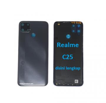 Jual Tutup baterai Realme C25