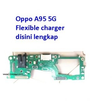 Jual Flexible charger Oppo A95 5G
