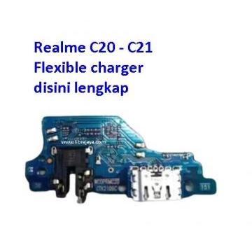 Jual Flexible charger Realme C20