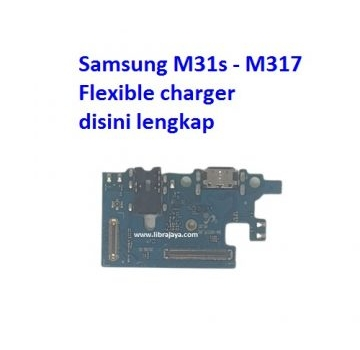 Jual Flexible charger Samsung M31s