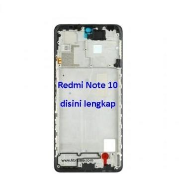 Jual Frame lcd Xiaomi Redmi Note 10