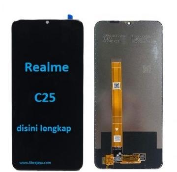 Jual Lcd Realme C25