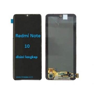 Jual Lcd Xiaomi Redmi Note 10
