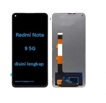 Jual Lcd Xiaomi Redmi Note 9 5G