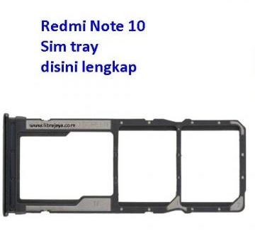 Jual Sim tray Xiaomi Redmi Note 10