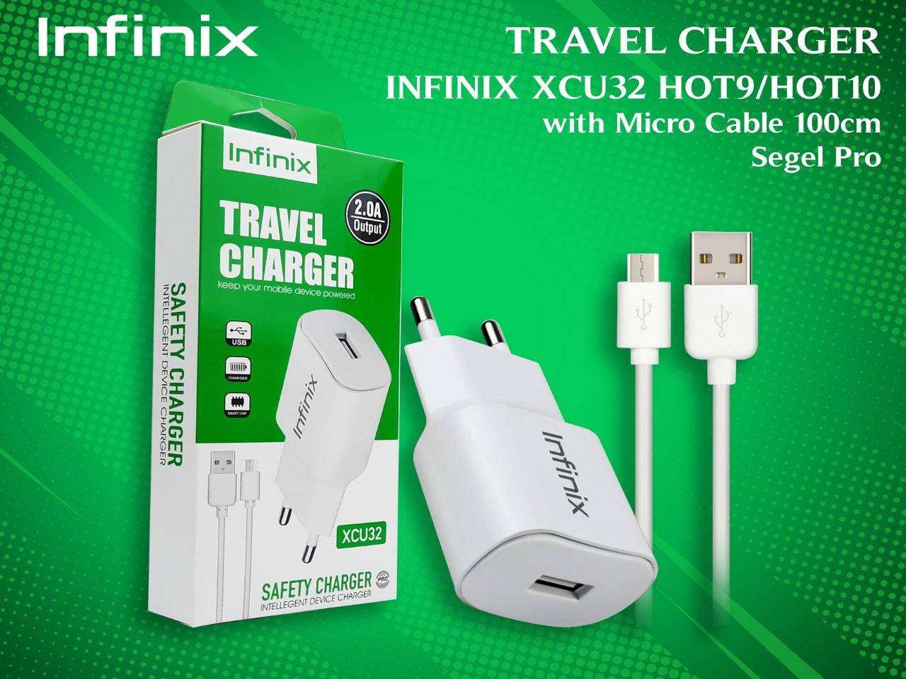 CHARGER-INFINIX-HOT-9-MICRO-XCU32