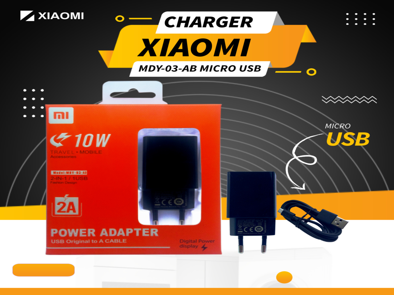 CHARGER-XIAOMI-MDY-03-AB-MICRO