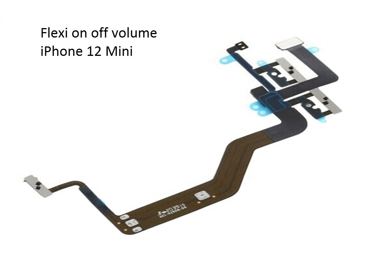 flexi on off volume iphone 12 mini