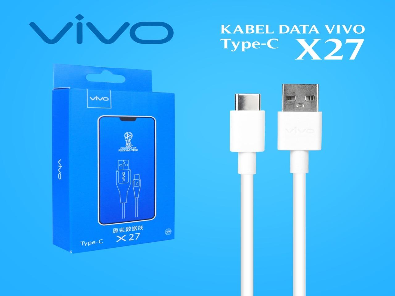 KABEL-DATA-VIVO-X27-TYPE-C-ORI-99-PACKING